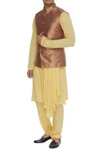 silk-brocade-nehru-jacket