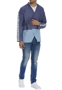 patchwork-sleeves-shacket