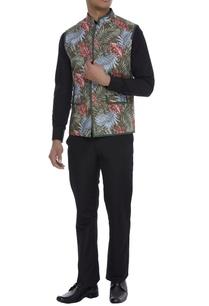 multi-color-print-nehru-jacket