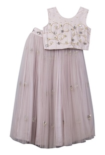 hand-embroidered-top-with-net-lehenga-skirt