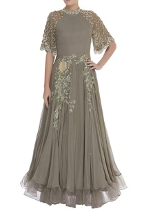 embroidered-gown-with-net-sleeves
