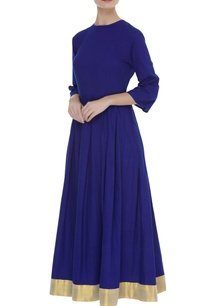 anarkali-dress-with-hand-painted-detail