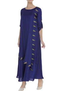 parrot-embroidered-layered-tunic