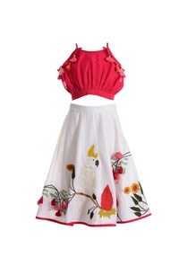 embroidered-parrot-lehenga-with-blouse