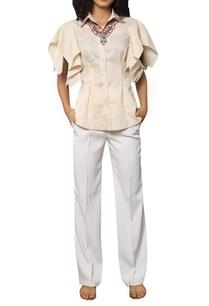button-down-linen-shirt