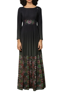 printed-maxi-dress-with-belt