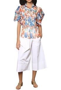 floral-printed-shirt