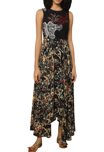 digital-printed-maxi-dress