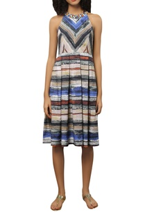 crepe-silk-stripe-dress