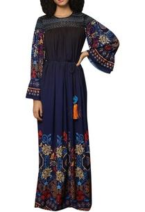digital-printed-maxi-dress