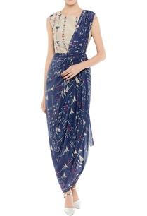 printed-pre-draped-saree