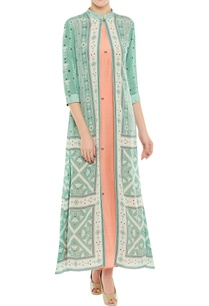 printed-long-jacket-with-inner-tunic