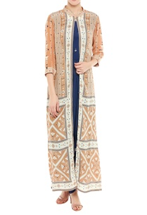 dhoti-jumpsuit-with-printed-jacket