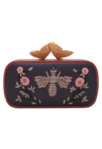 embroidered-clutch-with-gold-butterfly-handle