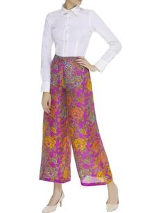 floral-printed-flared-pant