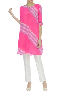 geometric-printed-short-tunic