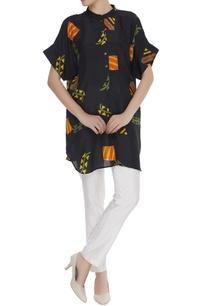 kite-print-motif-tunic