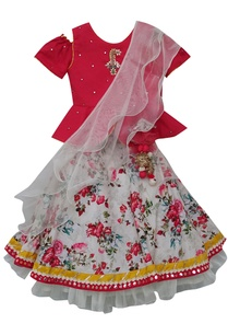 cotton-lehenga-set