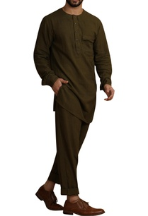 handwoven-kurta-with-front-pocket