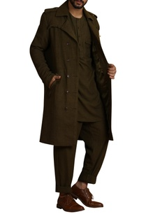 collared-handwoven-trench-jacket-with-epaulettes