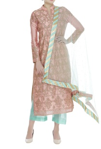 chanderi-silk-resham-embroidered-kurta-set
