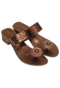 embellished-box-heel-sandals