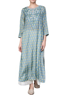 tree-motif-hand-block-printed-jungle-inspired-tunic
