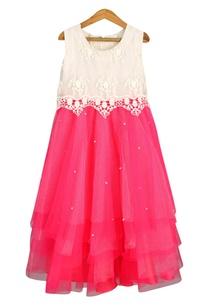 frilly-layered-sleeveless-dress