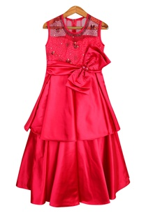 layered-embroidered-gown-with-big-bow
