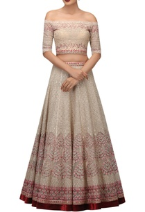 off-shoulder-blouse-and-embroidered-lehenga