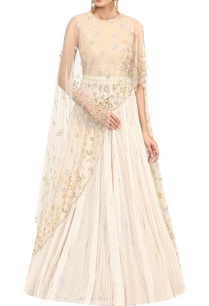 crystal-sequin-embroidered-cape-anarkali-gown-set