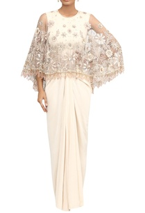hand-embroidered-cape-with-embellished-fringes