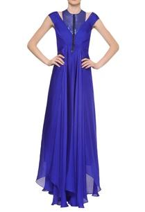 off-shoulder-cutout-dress
