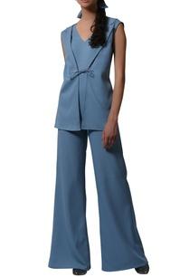 blazer-jumpsuit-with-tie-up-detail