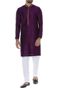 hand-embroidered-kurta-with-churidar