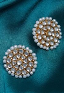 kundan-studs-with-pearls