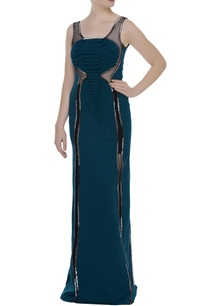embellished-fitted-gown
