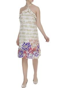 printed-halter-neck-dress