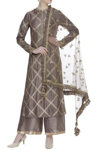 embroidered-straight-kurta-with-palazzo-dupatta