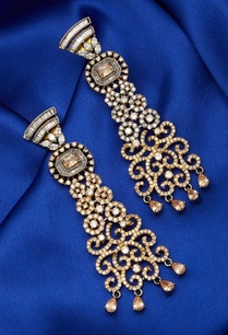 structured-stone-encrusted-earrings