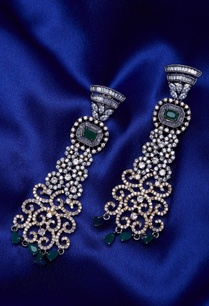 stone-encrusted-earrings