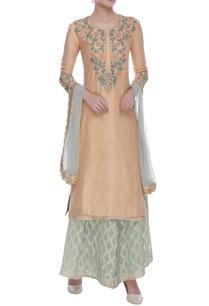 embroidered-straight-kurta-with-palazzo-pants-dupatta