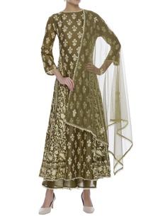 embroidered-kurta-with-palazzo-pants-dupatta