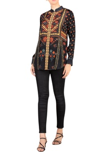 floral-printed-short-tunic