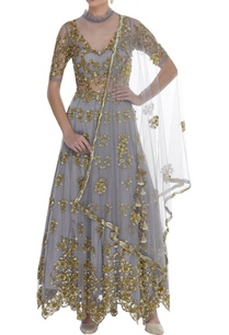 embroidered-anarkali-gown-with-dupatta
