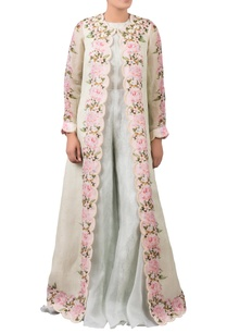 jumpsuit-with-scallop-embroidered-jacket