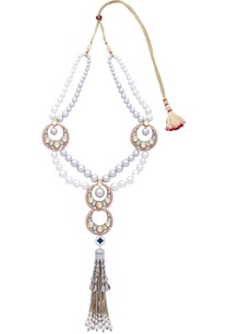 pearl-necklace-with-hand-painted-work-zircon-pendant