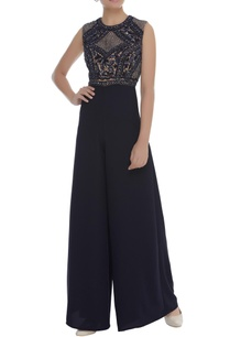 sequin-cutdana-embroidered-jumpsuit