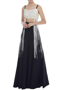sequin-pearl-crop-top-with-ribbons