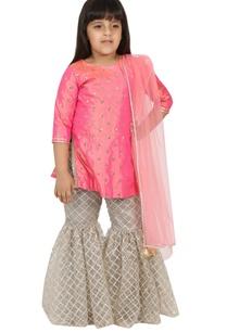 sequin-embroidered-kurta-with-sharara-and-dupatta